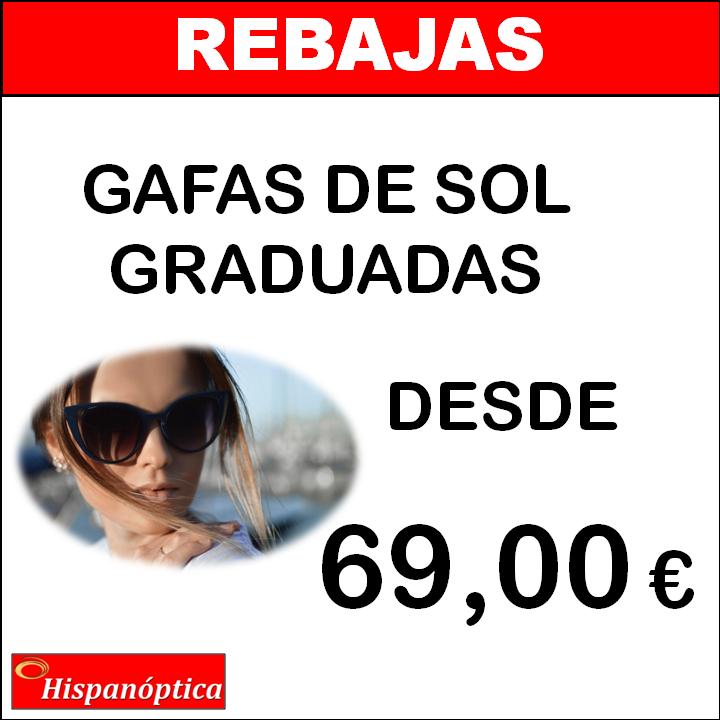 Rebajas de verano 2020_Gafas de sol graduadas
