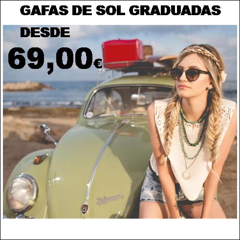 GAFAS DE SOL GRADUADAS 2019