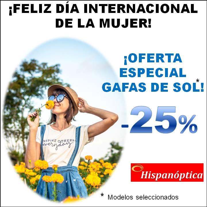 Día Internacional de la Mujer : Oferta especial